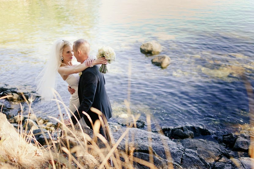 bride and groom bakers beach photo