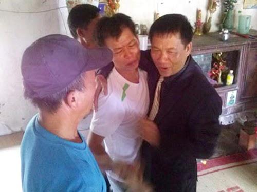 Ông Nguyễn Thanh Chấn mô tả việc bị ép cung