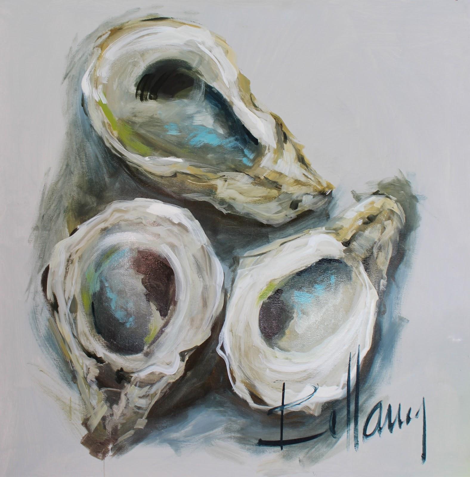 Bellamy Art Oysters