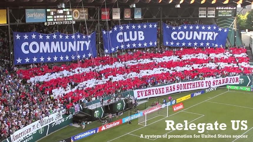 Relegate US