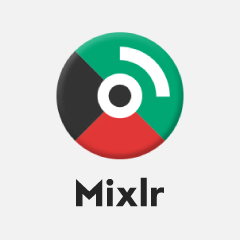 Join us in our LIVE on Mixlr