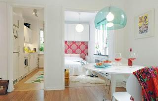 Desain Interior Apartemen Studio
