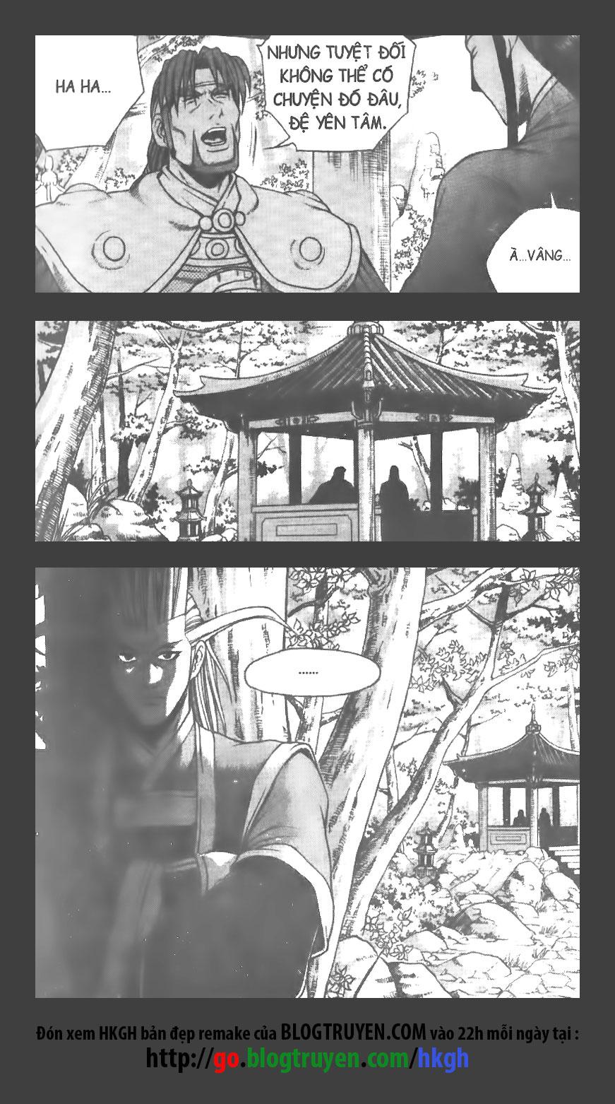 Hiệp Khách Giang Hồ chap 227 Trang 18 - Mangak.info