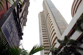Sensex Hits Record High As Bjp Wins State Elections