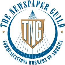 The Newspaper Guild logo