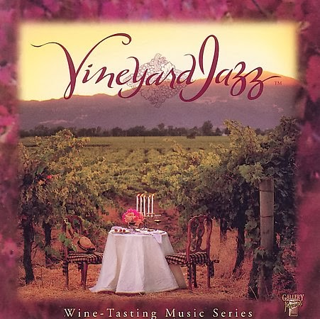 Various Interpreters-Vineyard Jazz:Wine-Tasting Music Series-