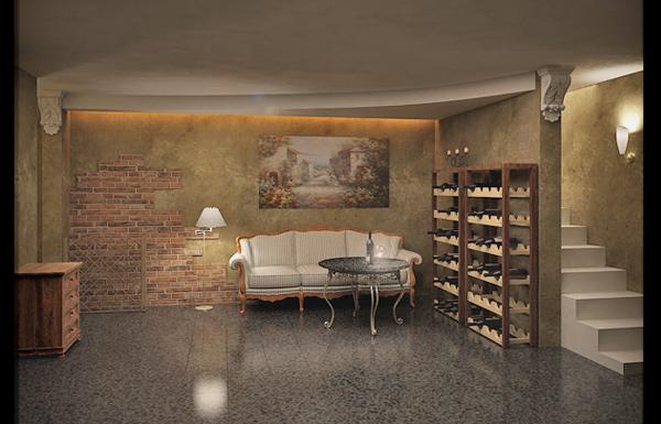 Residenza erbavoglio a seregno mb idee per taverne e for Foto di taverne arredate