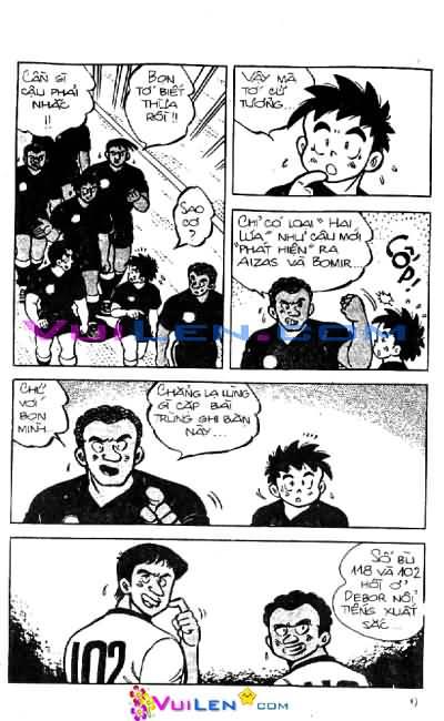 Jindodinho - Đường Dẫn Đến Khung Thành III Tập 27 page 9 Congtruyen24h