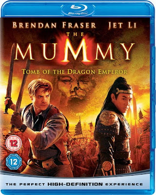 The Mummy Tomb of the Dragon Emperor 2008 Dual Audio BRRip 720p 900mb