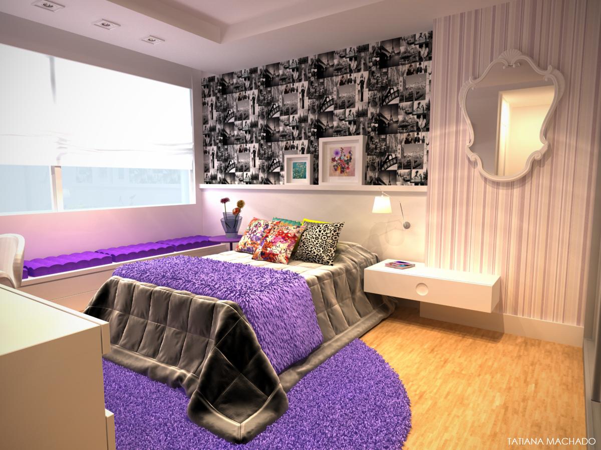White Girls Rooms, Quarto Casal And Google