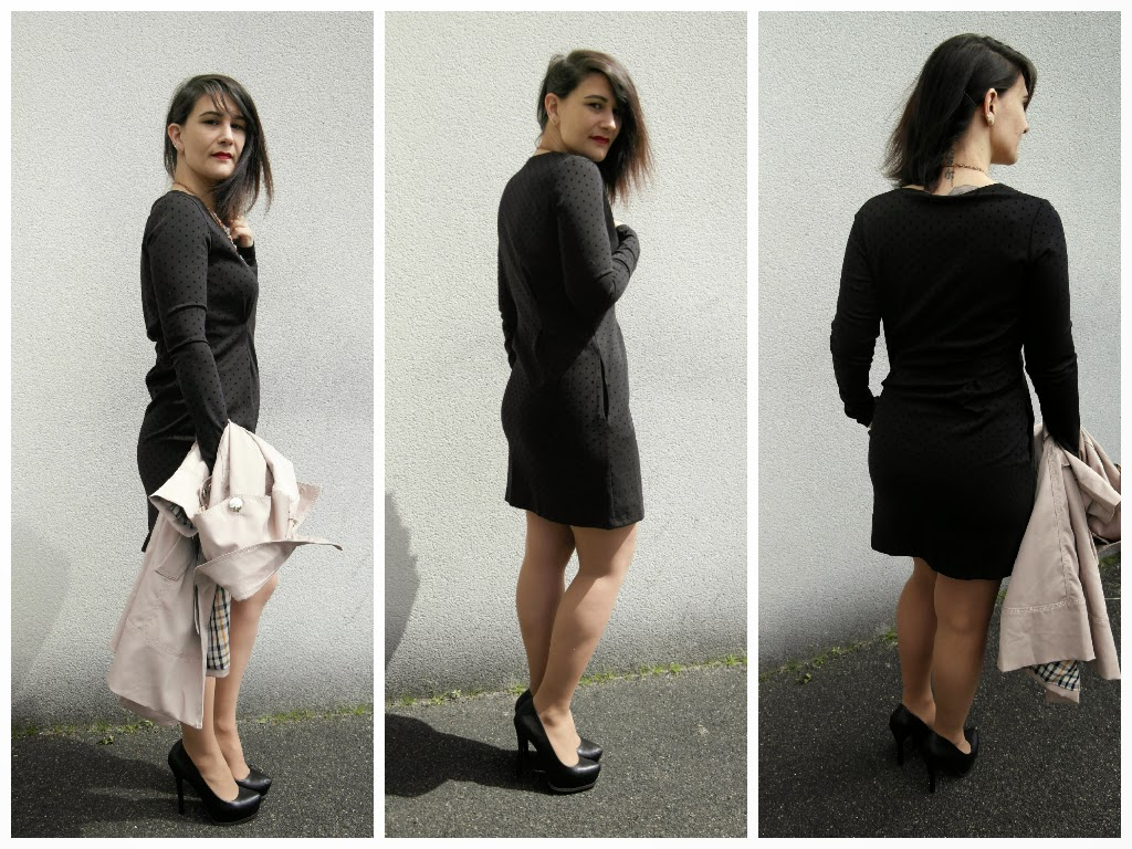 3 façons de porter une robe