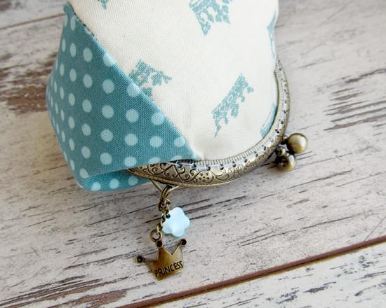 turquoise, crown, подвеска, корона