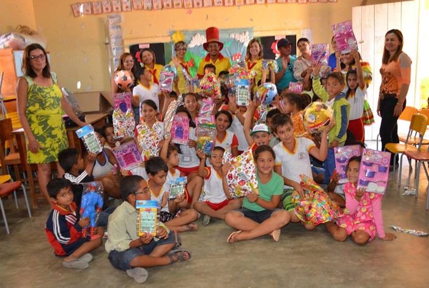 Secretaria de Ação Social abre comemorações pelo Dia das Crianças em Itapetim