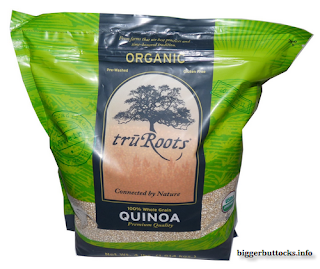 Organic Quinoa Whole Grains