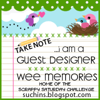 Guest Designer March 2011!!