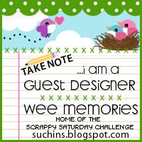Guest Designer March 2011!!