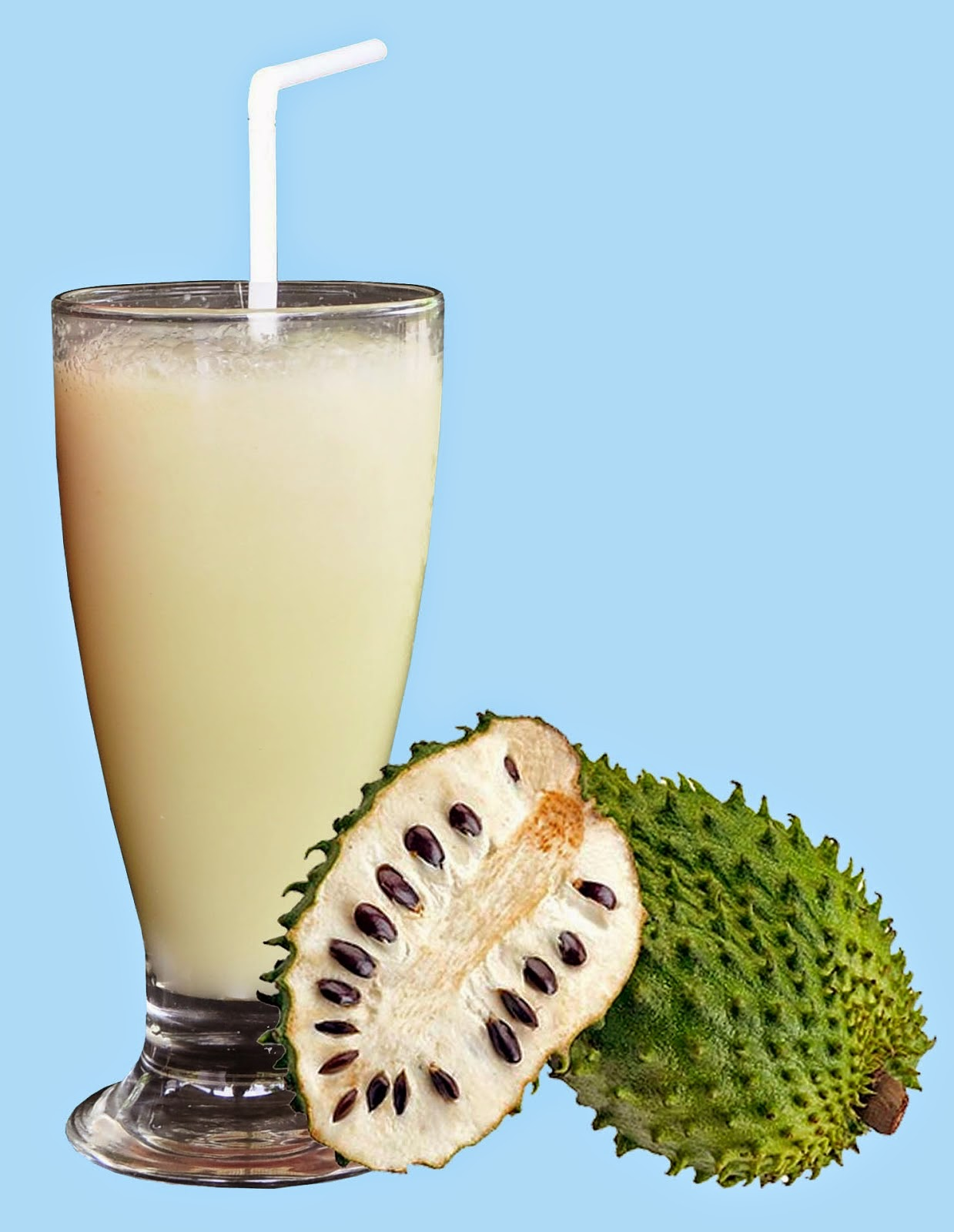 foto How to Make Soursop Juice