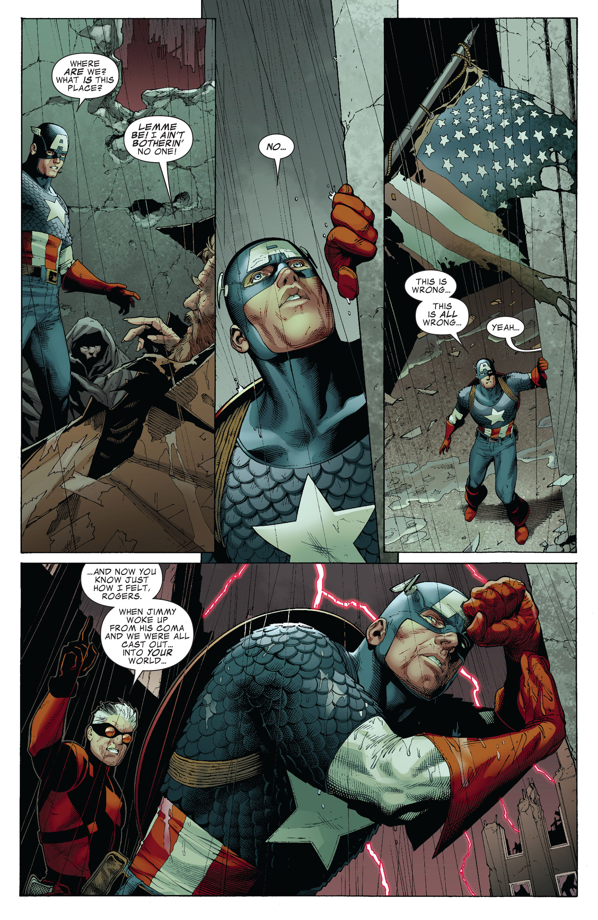 Captain America (2011) Issue #4 #4 - English 11