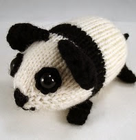 http://www.ravelry.com/patterns/library/baby-panda-3