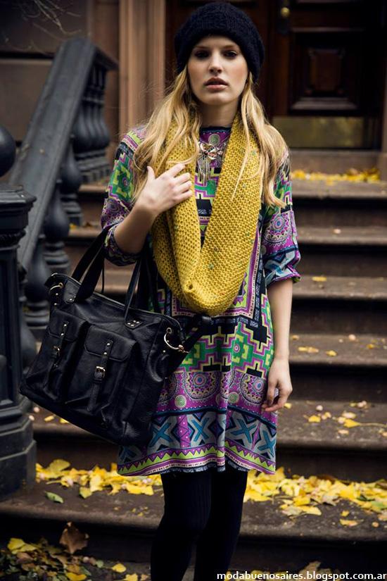 India Style otoño invierno 2014 - Moda invierno 2014.