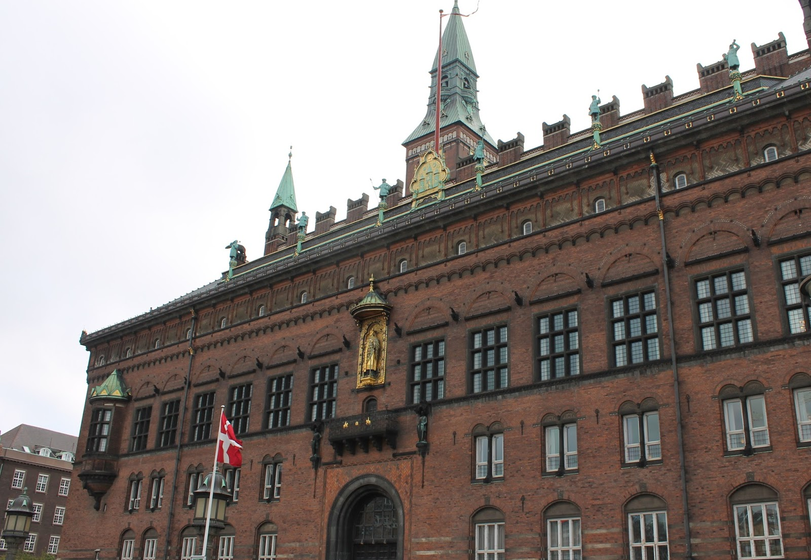 Copenhagen City Hall - Travel Post