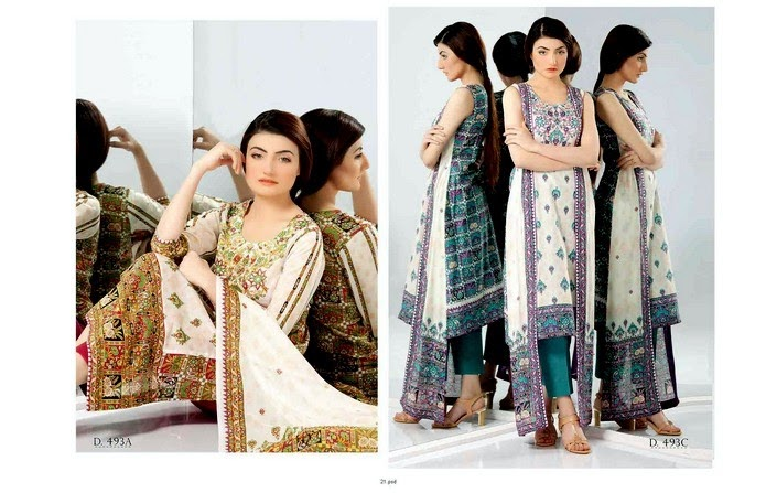 Five Star Classic Lawn Collection Vol-II