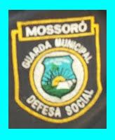 BRASÃO DA GUARDA CIVIL DE MOSSORÓ