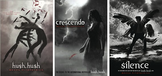 hush hush saga