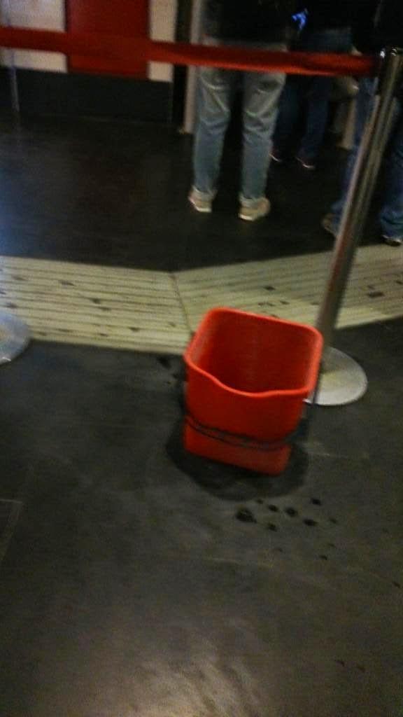 Secchi si aggirano nelle stazioni della Metro A