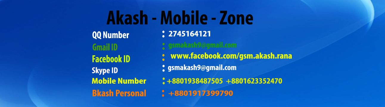 Akash Mobile Zone