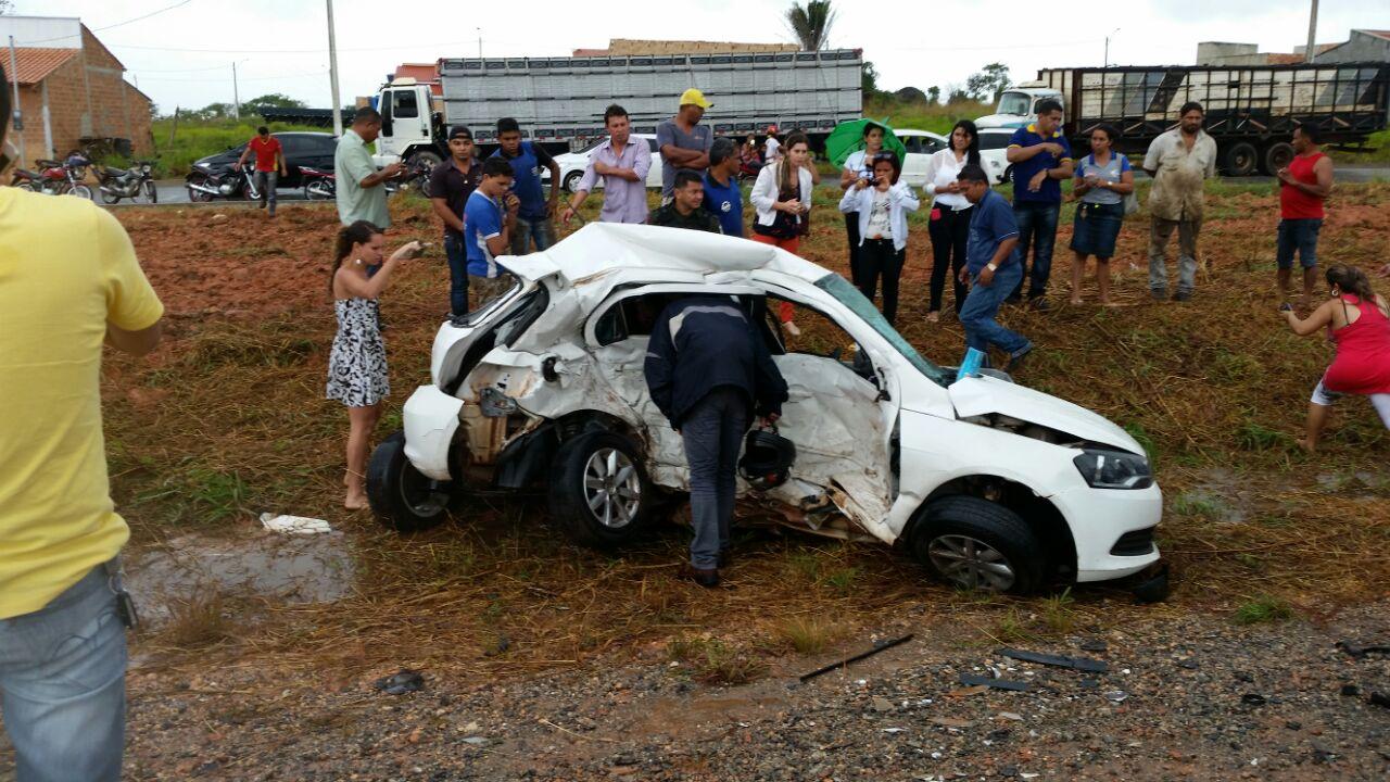 Otávio Araújo: Rio Maria: Dois acidentes graves com quatro vítimas fatais