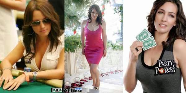 Kara Scott Wanita Pemain Poker Tercantik Terseksi Di Dunia