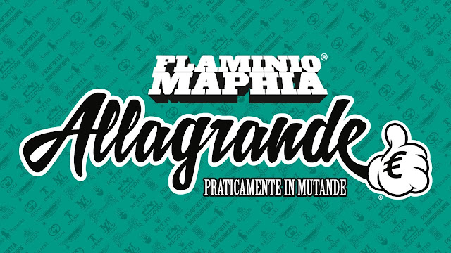 Flaminio Maphia - Allagrande aka Alla Grande (Praticamente In Mutande) - copertina testo video download