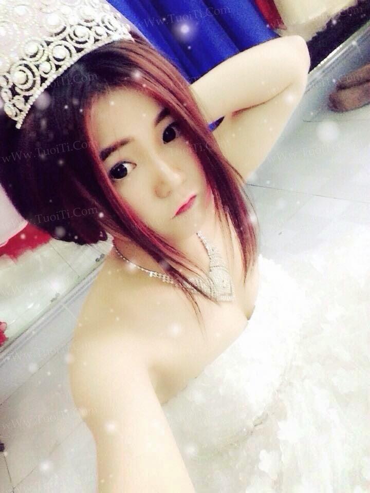 Ảnh gái xinh Trang Lee Socute Bé mà dâm 8