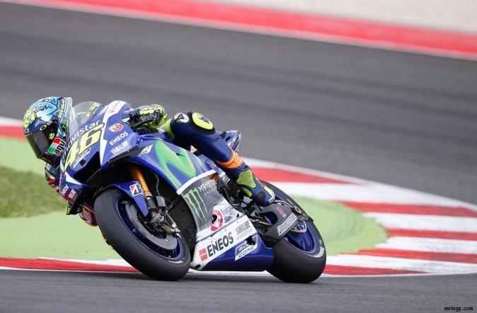 Hasil MotoGP San Marino, Rossi Finish Di Urutan Ke Lima