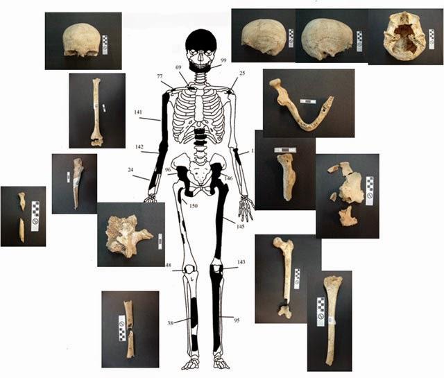 Πέντε οι νεκροί, ομαδικός ο τάφος της Αμφίπολης