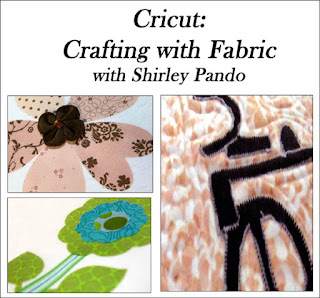 Cricut: Crafting with Fabric