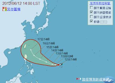 谷超颱風 【今年第四號颱風谷超颱風】|谷超颱風