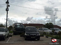 car parking in Brunei