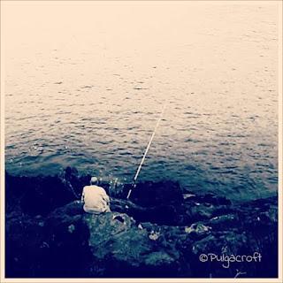Pescador ©SandraSánchez(Pulgacroft)