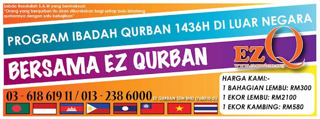 Qurban dan Aqiqah EZ Qurban