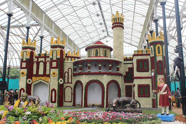 Lalbagh Gardens Flower Show