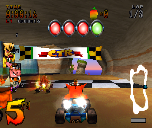 Free Download Crash Team Racing Ps1 For Pc