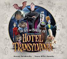 Hotel Transylvania Book