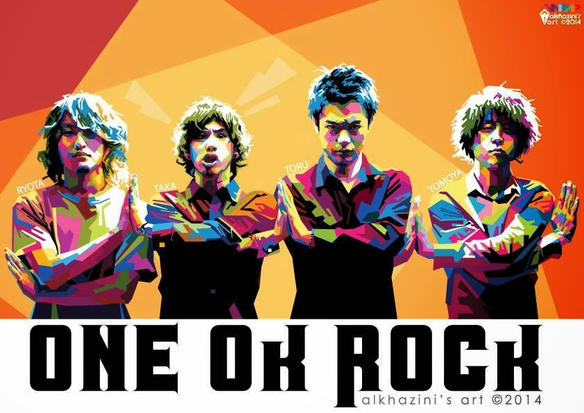 one ok rock  profil