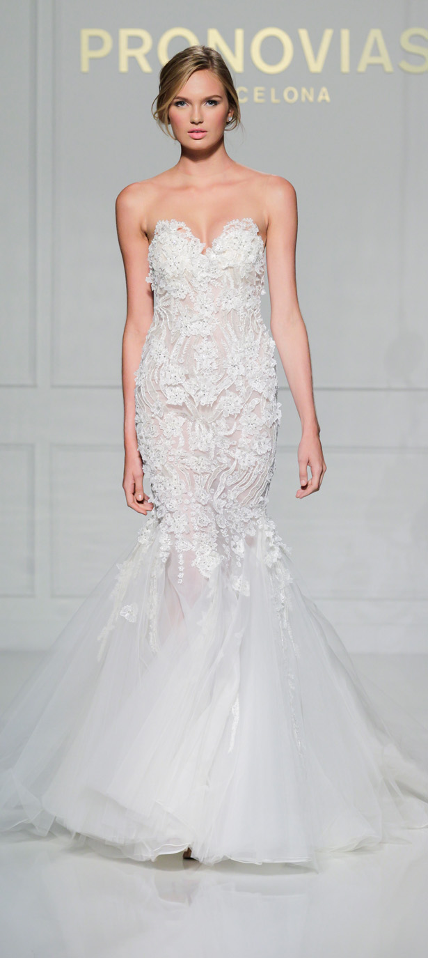 New York Bridal Week: Pronovias 2016
