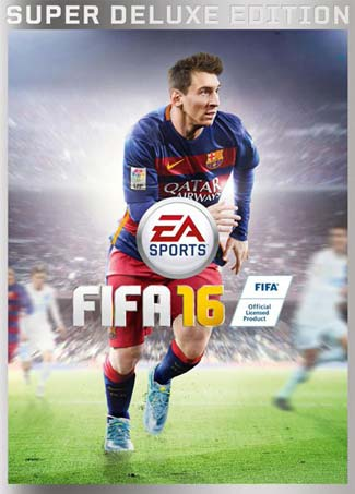 FIFA 16 Super Deluxe Edition Download for PC