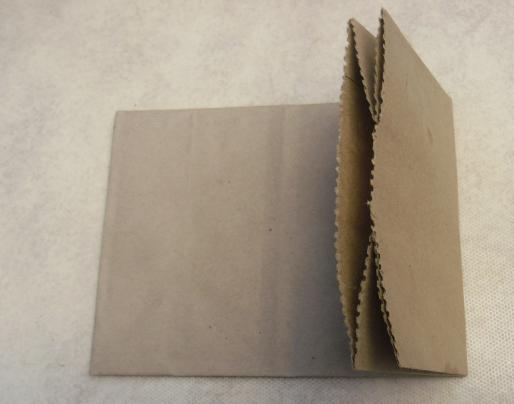 Manos a la obra como hacer casitas con bolsas de papel - Hacer bolsas de papel en casa ...