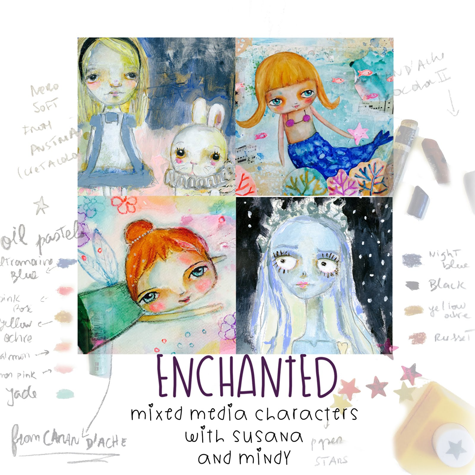 ENCHANTED! online Class