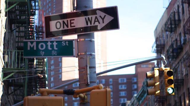 Mott Street, New York, NY